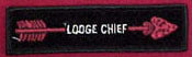 OA lodge chief patch