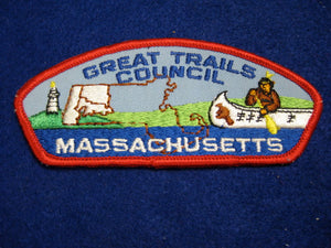 Great Trails C (MA) t1