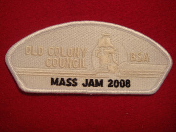 Old Colony C sa44, Mass Jam 2008, photocromatic