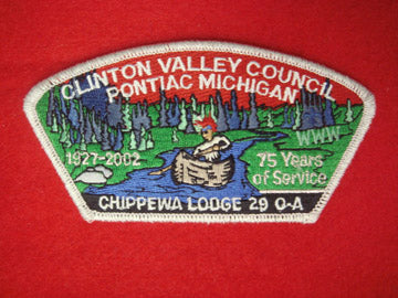 Clinton Valley C sa13 / Chippewa Lodge 29 x15