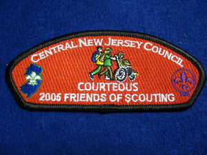Central New Jersey C sa21