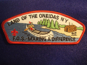 Land of the Oneidas C sa12