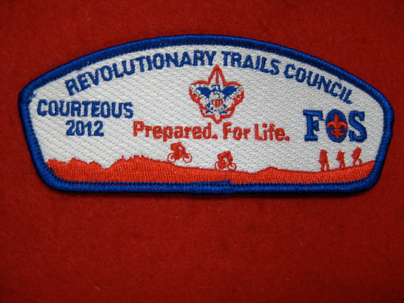 Revolutionary Trails C sa34