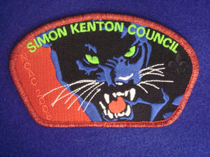 Simon Kenton C sa143 / Tecumseh Lodge 65 x20?