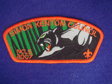 Simon Kenton C sa159 / Tecumseh Lodge 65 x21?