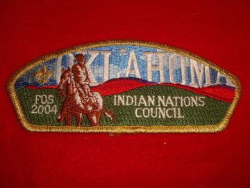 Indian Nations C sa26