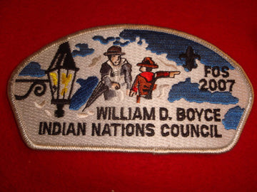 Indian Nations C sa37