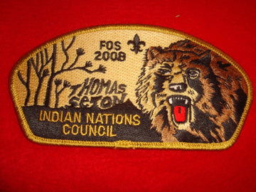 Indian Nations C sa44