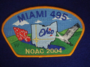 Miami Valley C sa30 / Miami Lodge 495 x4