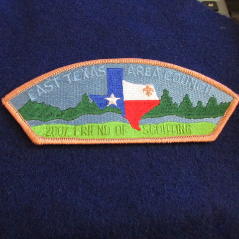 East Texas AC sa24:1 FOS 2007