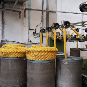 A Tour of Yarn Factory, Filatura Santa Lucia