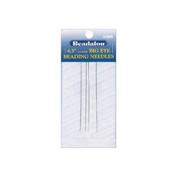 easy thread beading needles