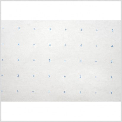 dot pattern paper sold by the yard for designing and modifying patterns