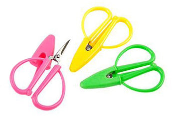 airplane safe travel scissors with safety cover