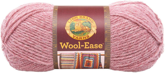 lion brand wool-ease worsted yarn
