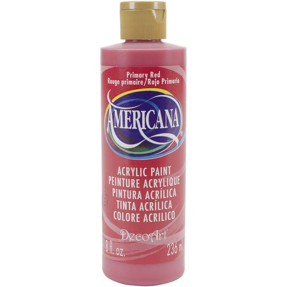 DecoArt Americana Acrylic Paint, 8 Ounce Bottle