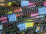 Dazzle Ladder Ribbon Yarn by Knitting Fever
