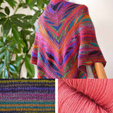 Butterfly Papillon Shawl Kit by Marin Melchior
