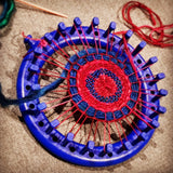 circular loom for baby hat daLoom