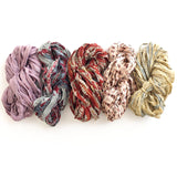 Wildflower Mini Skein Sampler Set from Knit Collage