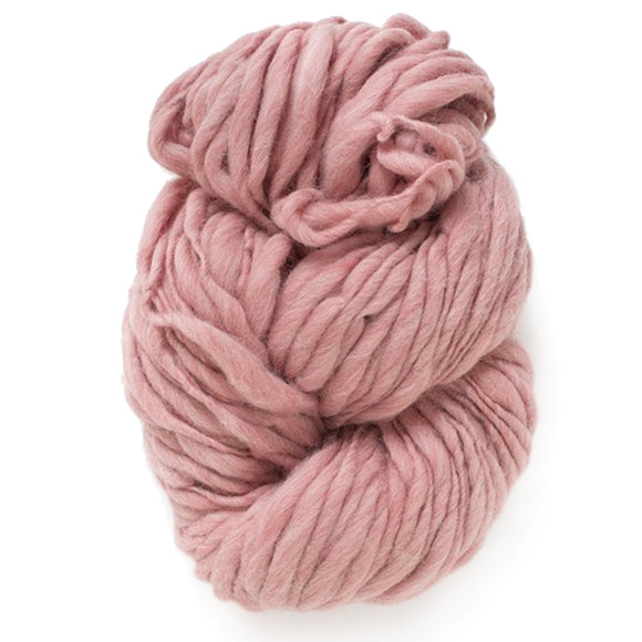 knit collage sister yarn dusty pink