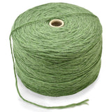 light green cone yarn machine knitting wool