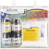 acid dyes with citric acid jacquard