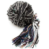 feza alp oriental yarns black & white 6