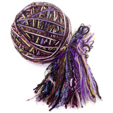 feza alp oriental yarns black & purple 23