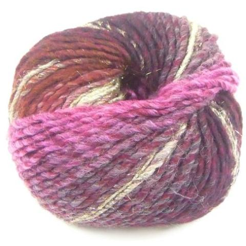 bright lanna gatto mauve sparkly stripes