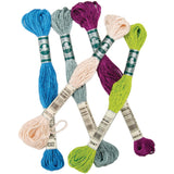 DMC 6 Strand Satin Rayon Embroidery Floss