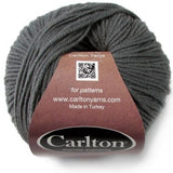 early grey light carlton yarns merino supreme superwash wool