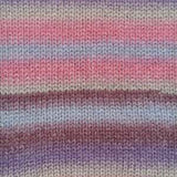 ella rae season yarn bulky stripey strawberry fields