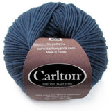 english lake grey blue carlton yarns merino supreme