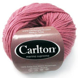 machine washable merino yarn english rose dark pink