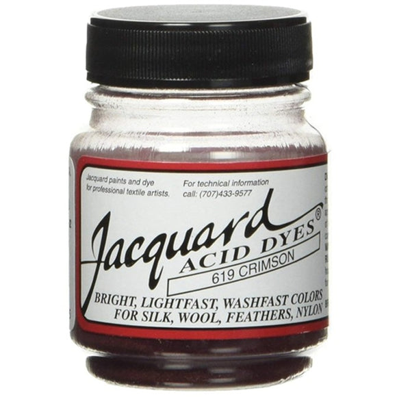 Jacquard Acid Dyes Crimson 619