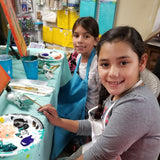 fun family arts and crafts big bear weekend