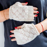free knitting pattern for cowl and mitts in urth kashmir mono cahsmere yarn