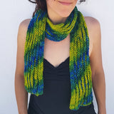 Scarf & Cowl, Learn to Brioche Kit