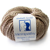 elsebeth lavold hempathy vegan hemp yarn white bread 79
