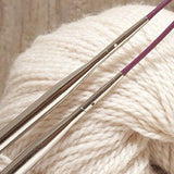 "knit picks nickel plated 16"" circular needles"