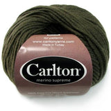 coffee dark brown machine wshable merino yarn