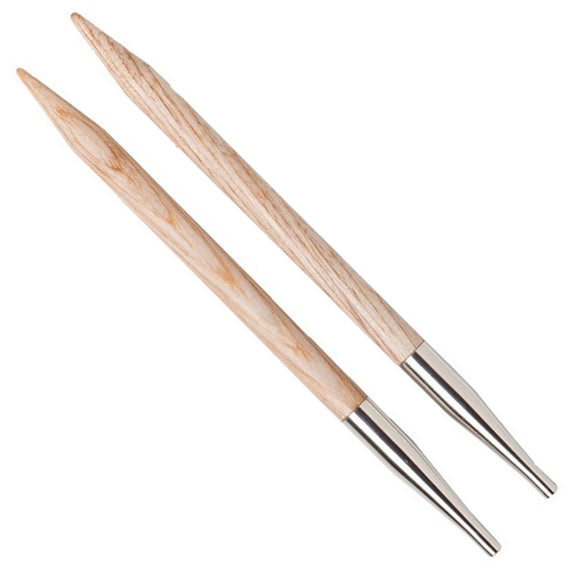 knit picks interchangeable knitting needles sunstruck blond wood birch us4