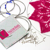 lazadas flexible blocking wires mixed set