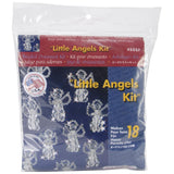 ornament beading kit small angels for your christmas tree