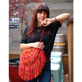 loom knitting pattern for purse