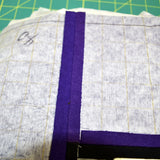 iron on stabilizer for quiling with stretchy fabrics