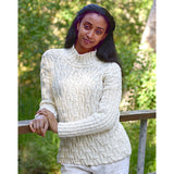 Rikki Sweater with Misty Wool