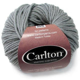 superwash merino easy care grey carlton merino supreme