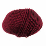 yarns northwest diana collection silk and merino wine